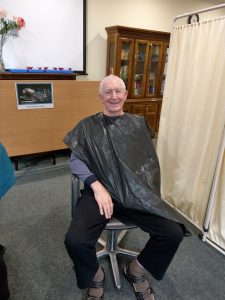 The Men's Barbershop at Clarendon Grange