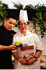 Chef Manager of the Year Nominee Shirlene from Homestyle Aged Care