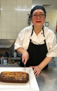 Chef Manager of the Year Nominee Shirlene for the HLAC Awards from Homestyle Aged Care