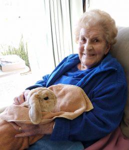 Pet Therapy Program at Clarendon Grange