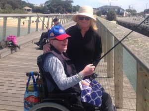 Fishing Excursion with loved ones in Aged Care