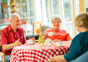 Moving your parents into Aged Care