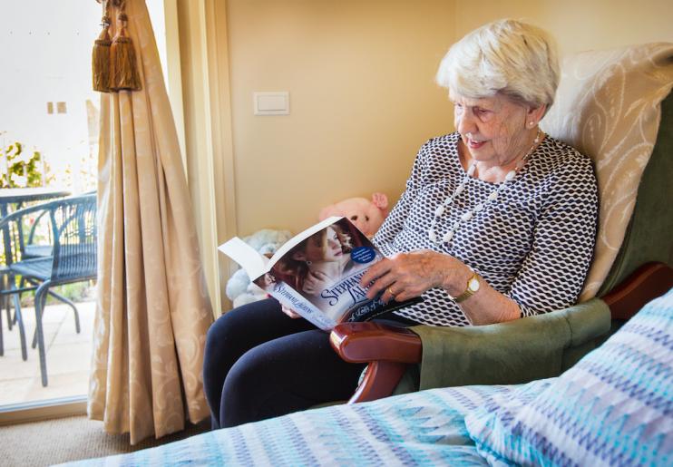 Respite care in aged care