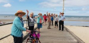 Beach Trip for Green Gables - Homestyle Aged Care Residents