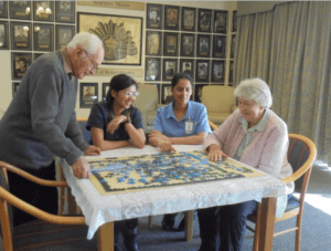 How do you change Aged Care Homes?