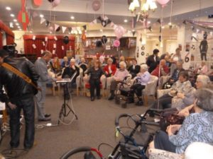 Music therapy for the elderly